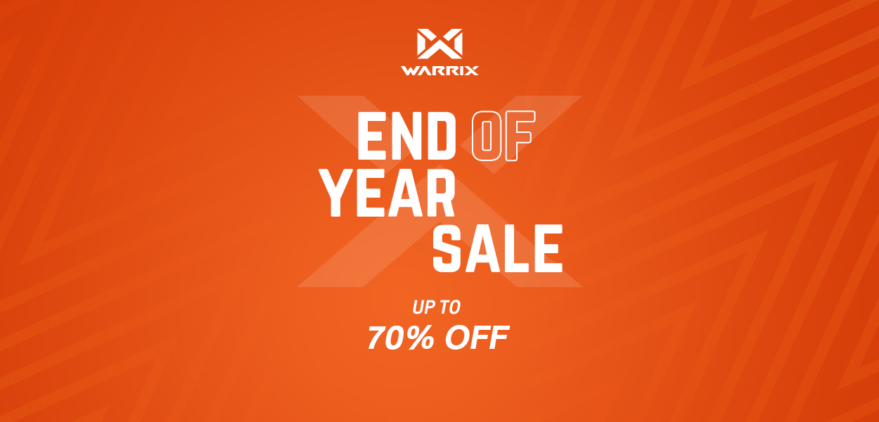 End of Year Sale up to 70%