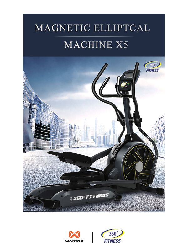 Electronic Elliptical bike รุ่น X5 CS-E-X5-XX-F